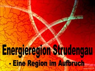 Energieregion Strudengau