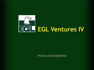 EGL Ventures IV
