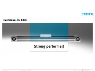 Elektrické osi EGC