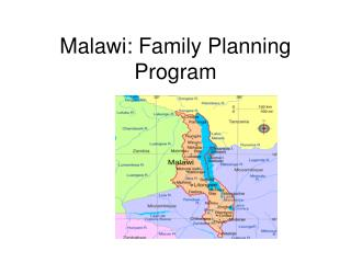 Malawi: Family Planning Program