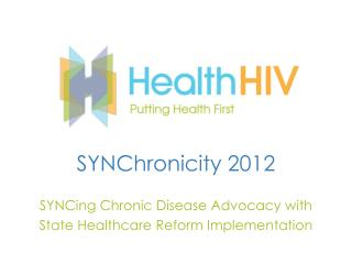 SYNChronicity 2012
