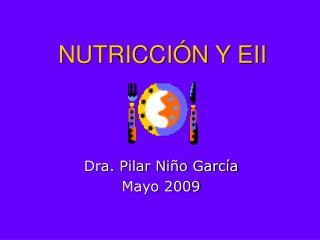 NUTRICCIÓN Y EII