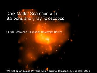 Workshop on Exotic Physics with Neutrino Telescopes, Uppsala, 2006