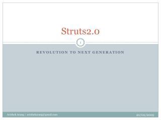 Struts2.0