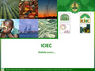 ICIEC Globally secure….