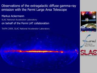 Observations of the extragalactic diffuse gamma-ray emission with the Fermi Large Area Telescope
