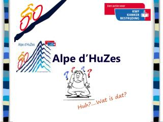 Alpe d�HuZes
