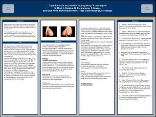 Gigantomastia and mastitis in pregnancy- A case report