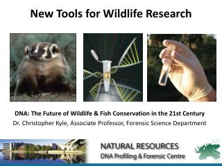 New Tools for Wildlife Research