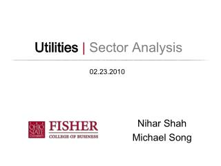 Utilities | Sector Analysis