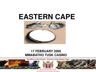 EASTERN CAPE PROVINCE