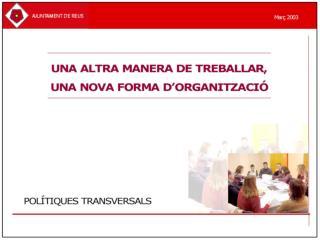 Programes sectorials