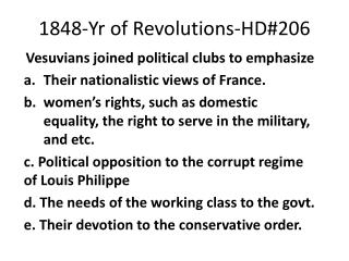1848-Yr of Revolutions-HD#206