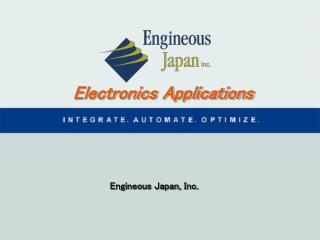 Electronics Applications