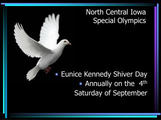 North Central Iowa  Special Olympics