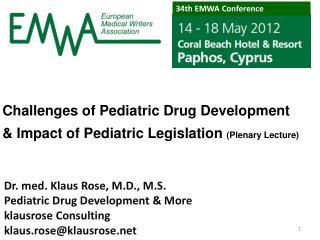 Dr. med. Klaus Rose, M.D., M.S.