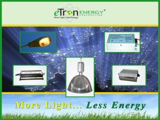 Etron Energy Corporation