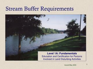 Stream Buffer Requirements
