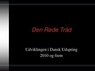 Den Røde Tråd
