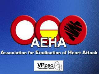 From Vulnerable Plaque to  Vulnerable Patient ;  Our Mission Is Eradication of  Heart Attack