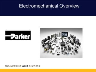 Electromechanical Overview