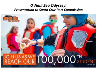 Adam Webster Memorial Fund O Neill Sea Odyssey