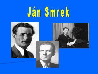 Ján Smrek