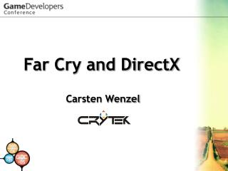 Far Cry and DirectX