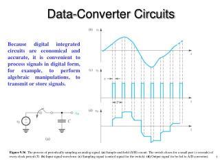 Data-Converter Circuits
