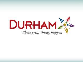 Durham Accolades as a Community
