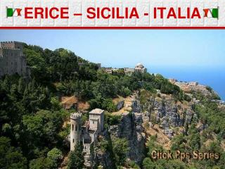 ERICE   SICILIA - ITALIA