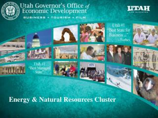 Energy & Natural Resources Cluster