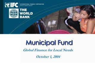 Municipal Fund