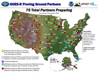 GOES-R Proving Ground Partners