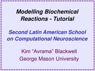 "Kim ""Avrama"" Blackwell George Mason University"