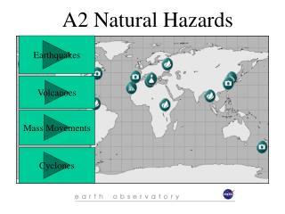 A2 Natural Hazards