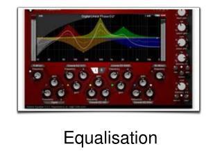 Equalisation
