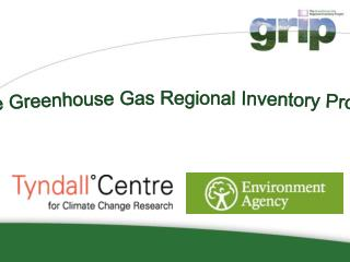 The Greenhouse Gas Regional Inventory Project.
