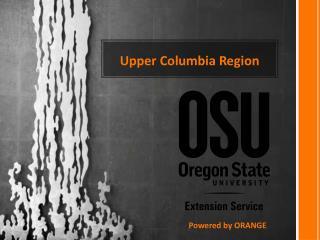 Upper Columbia Region