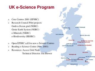 UK e-Science Program