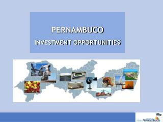 PERNAMBUCO  INVESTMENT OPPORTUNITIES