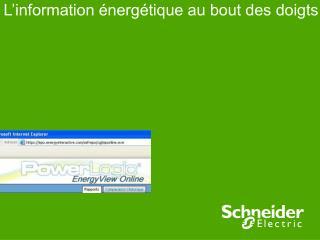 L'information énergétique au bout des doigts