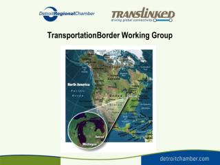 Transportation Border  Working Group