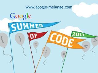 google-melange