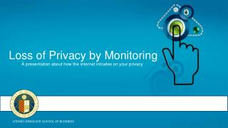Loss of Privacy by Monitoring