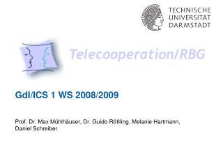 GdI /ICS 1 WS 2008/2009