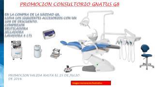 PROMOCION CONSULTORIO  GNATUS  G8