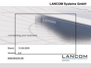 LANCOM Systems GmbH