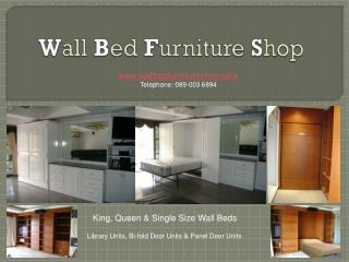 Wall Bed Furniture Shop