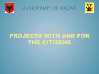 Projects with and for the citizens